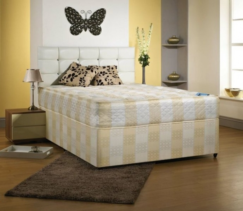 Orthopaedic Luxury Quilted Divan